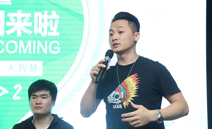 【上海】团友答疑环节,大家纷纷抛出了许多非常好的问题或是建议。官方帅气的产品同学在耐心、细致地为团友们答疑。